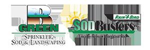 Sod Busters Logo