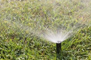 Automatic Underground Sprinkler System Installation Sioux Falls