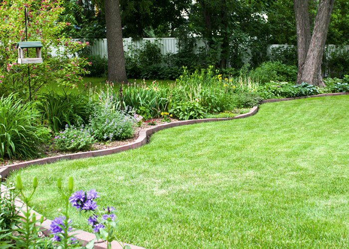 Brick Edging Installation Sioux Falls