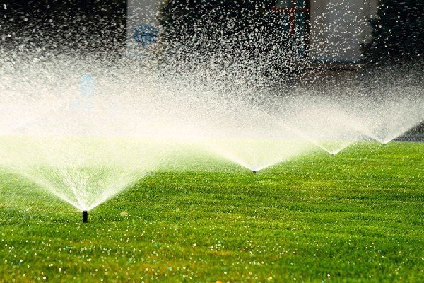 Automatic Underground Sprinkler System Sioux Falls